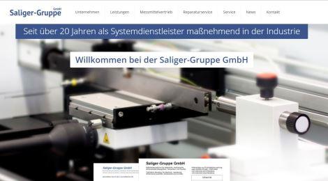 Saliger-Gruppe GmbH - Kalibrierdienst, Messmittelvertrieb